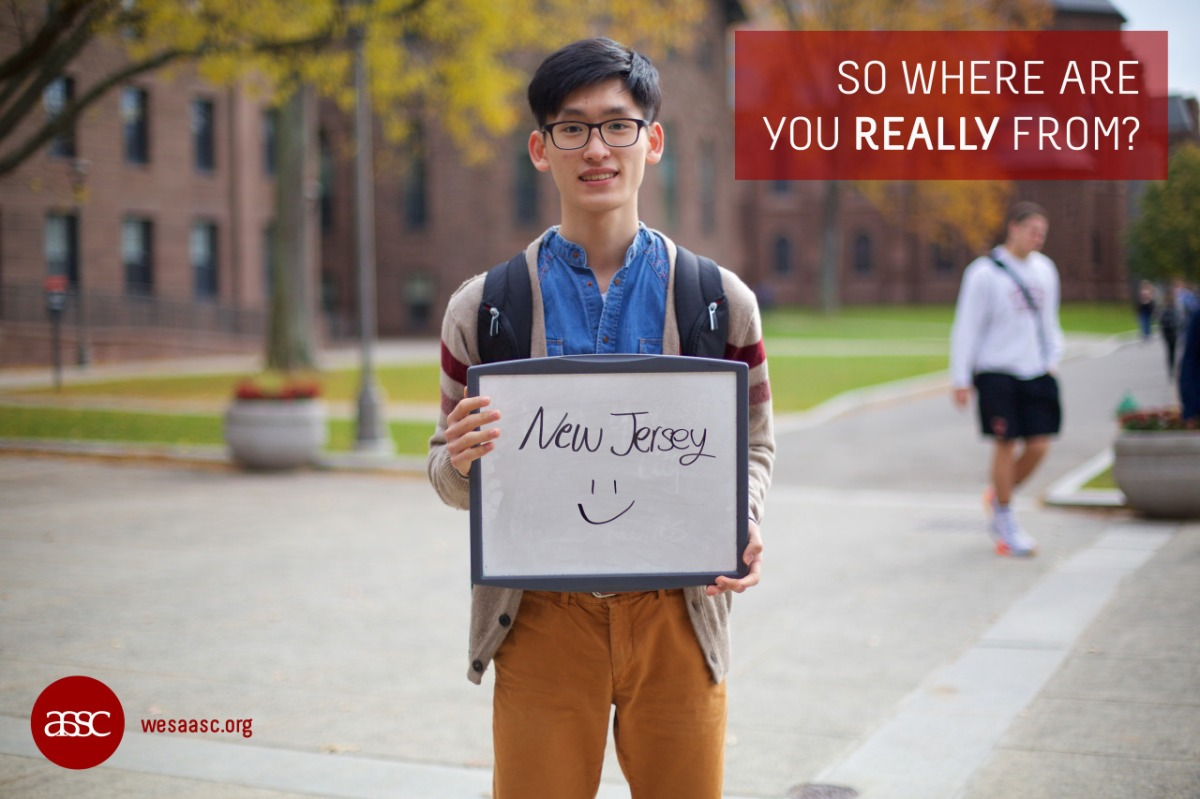 """Go back to your country!"""" – JaeRan Kim"""